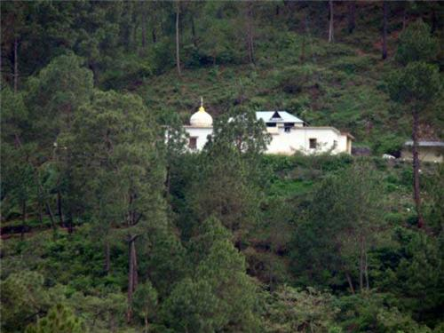 Religious Places in Kasauli