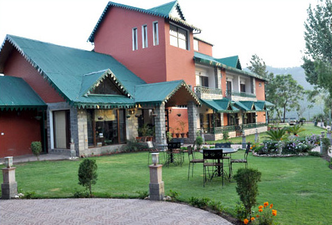 Places to stay in Kasauli