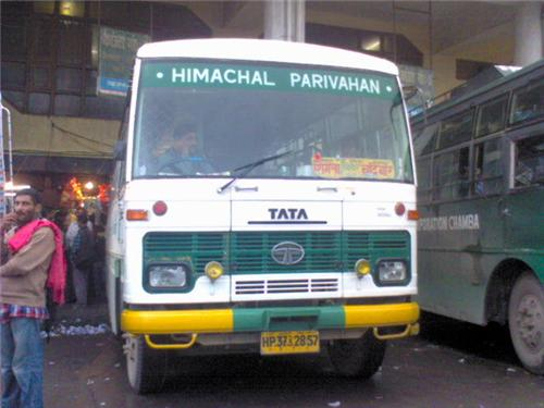 Transport services in Kasauli