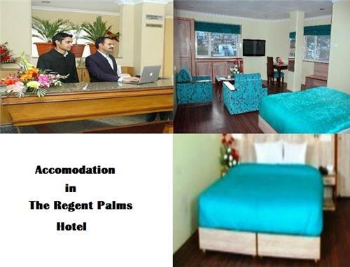 The Regent Palms Hotel Accommodation
