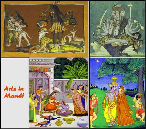 Mandi Arts