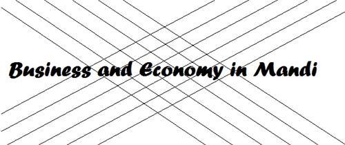 Mandi Business and Economy