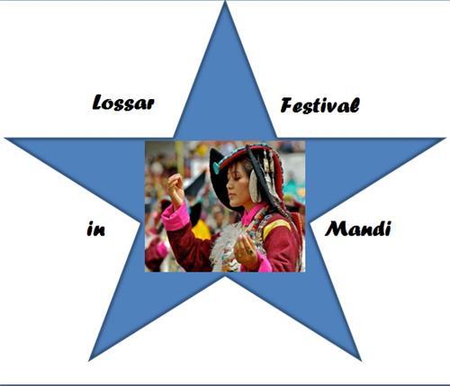 Mandi Lossar Festival