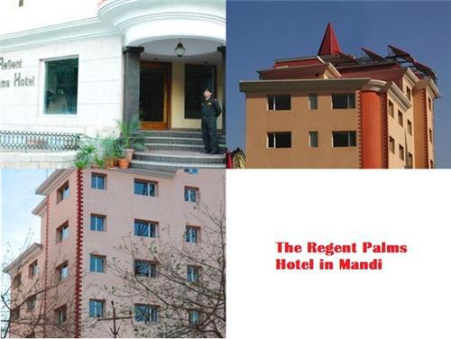 Mandi Regent Palms Hotel