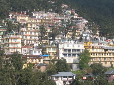Town of Nagrota Bagwan