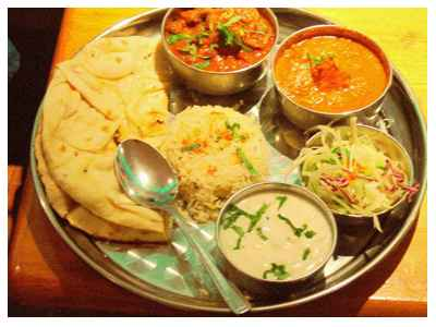 Food in Palampur