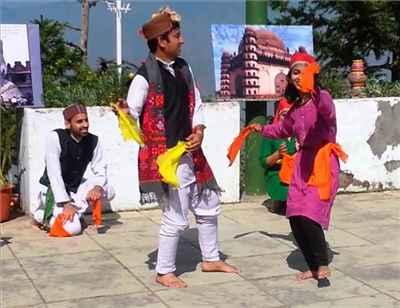 Culture of Paonta Sahib
