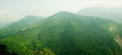 view of Parwanoo Hill station