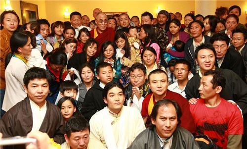 Tibetans in Dharamsala