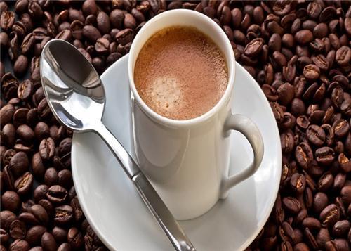Coffee at Dharamsala