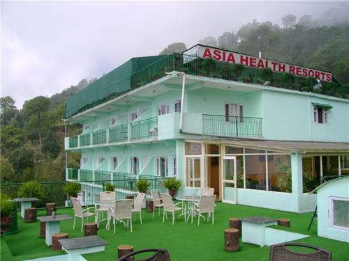 Health Resort at Dharamsala