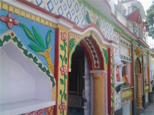 Temple at Dharamsala