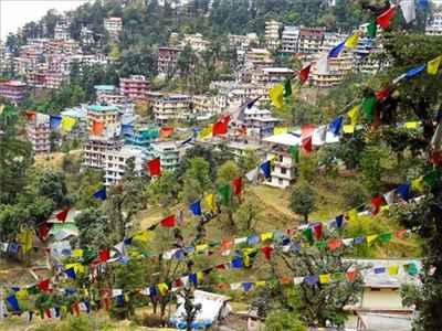 Dharamsala City