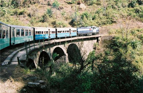 Narrow Gauge trains
