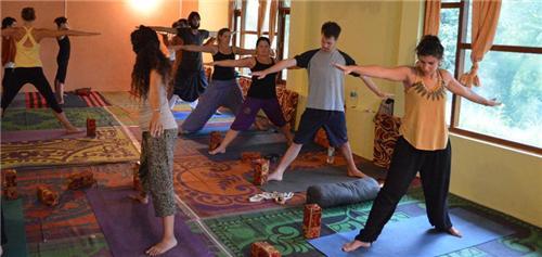Retreats at Dharamsala