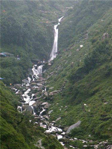 Streams at Dhramsala