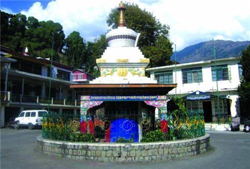 Tibet in Dharamsala