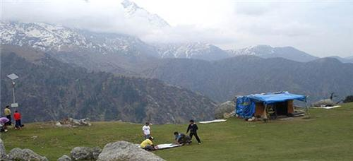 Tourism Industry at Dharamsala