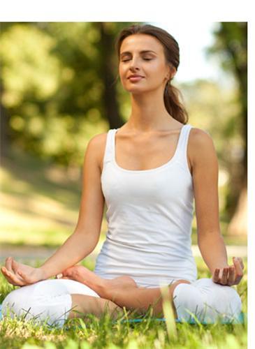 Yoga Amidst Nature