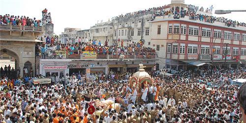 Shri Mahavir Ji Festival