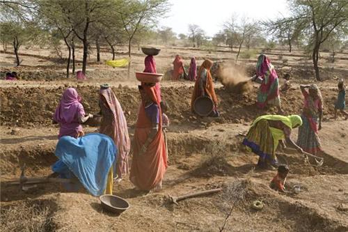 Rural Development in Hindaun