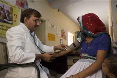 Health in Hoshangabad