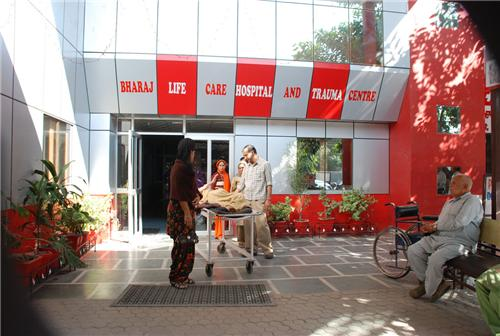 Hoshiarpur Trauma Center