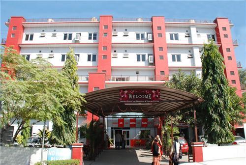 Bharaj Lifecare Hospital Hoshiarpur