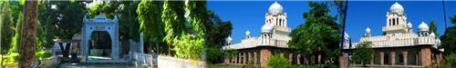 Gurudwaras situated in the region of Hoshiarpur