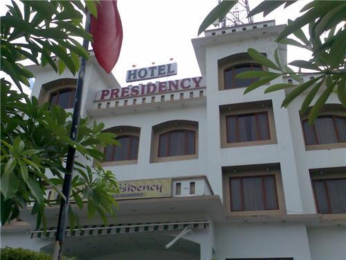 Location of Hotel Presidency Hoshiarpur
