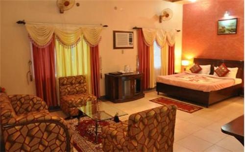 Rooms at Kang's Nirvana Resorts and Spa in Hoshiarpur
