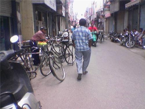 Well known Markets of Hoshiarpur