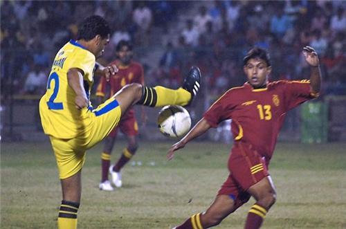 Football in Hoshiarpur