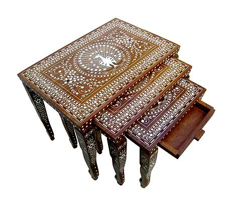 Wooden Work of Hoshiarpur