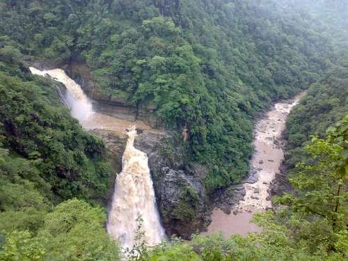 Waterfalls Near Hubli