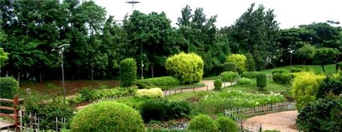 Parks and Gardens in Hubli