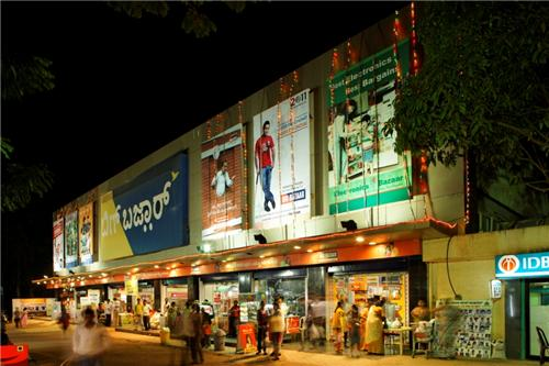Shopping in Hubli