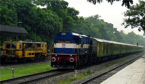 Trains from Hubli