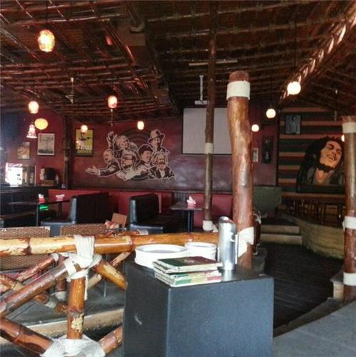 Hangout places in Hyderabad
