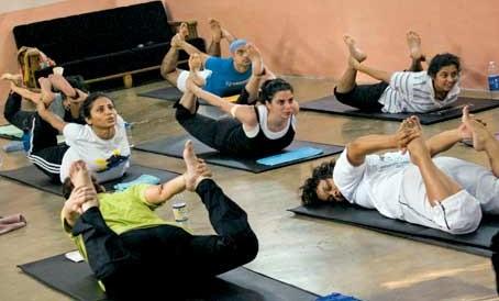 Yoga in Hyderabad
