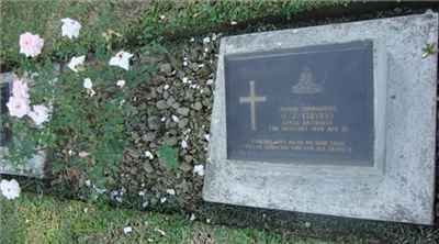War Cemetry in Imphal