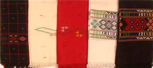 Manipuri Shawls