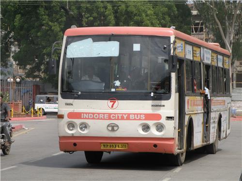 Indore in Madhya Pradesh