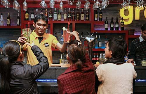 Pubs in Indore