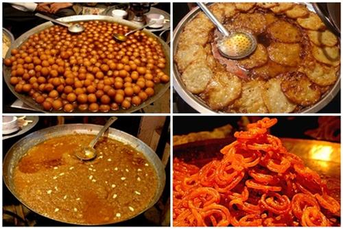Food in Indore