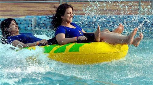 Water Parks in Indore
