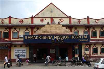 Hospitals in Itanagar