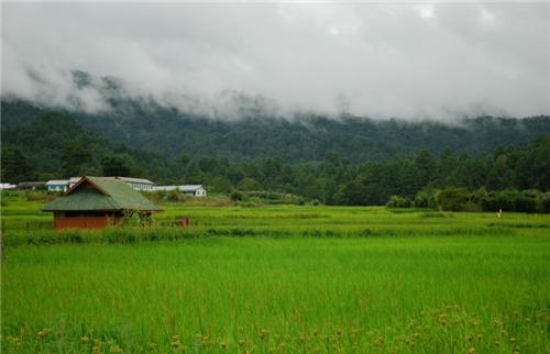 Tourist place near Itanagar