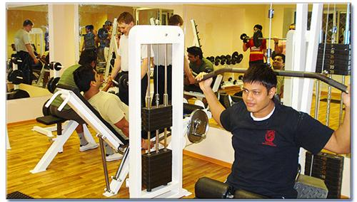 Fitness Centers in Jabalpur