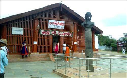 Temples in Jagdalpur